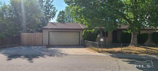 890 Coloma, Carson City, NV 89705 (MLS #210007847) :: Chase International Real Estate