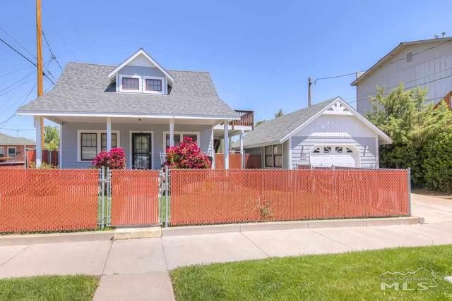 429 Reno Ave, Reno, NV 89509 (MLS #210007852) :: Theresa Nelson Real Estate