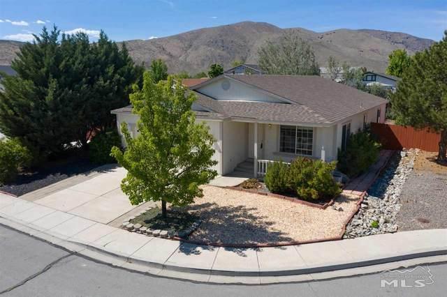 18015 Lockspur Court, Reno, NV 89508 (MLS #210007857) :: Chase International Real Estate