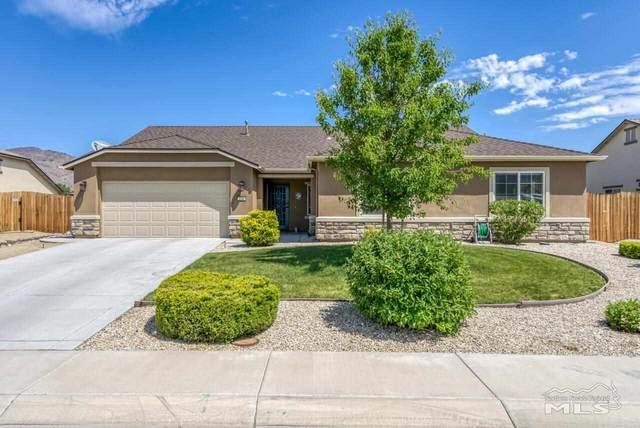 136 Carson River Dr, Dayton, NV 89503 (MLS #210007858) :: Chase International Real Estate
