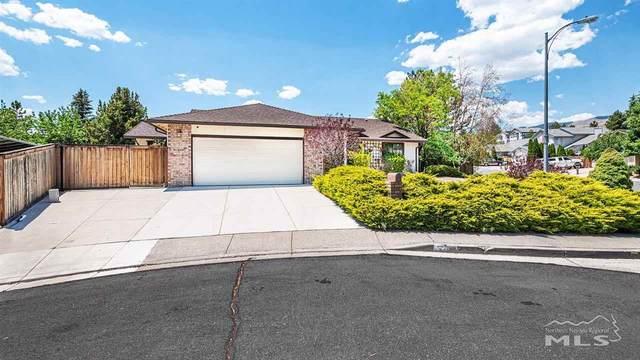 5380 Coit Drive, Reno, NV 89523 (MLS #210007862) :: Theresa Nelson Real Estate