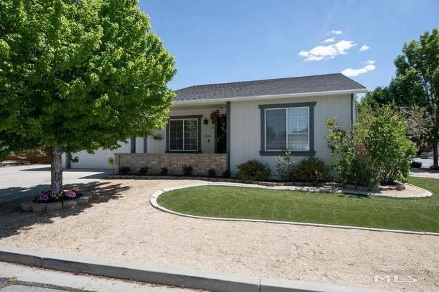 17944 Fonti Court, Reno, NV 89508 (MLS #210007869) :: Theresa Nelson Real Estate