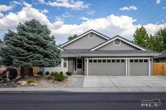 4442 Desert Hills Dr., Sparks, NV 89436 (MLS #210007884) :: Theresa Nelson Real Estate