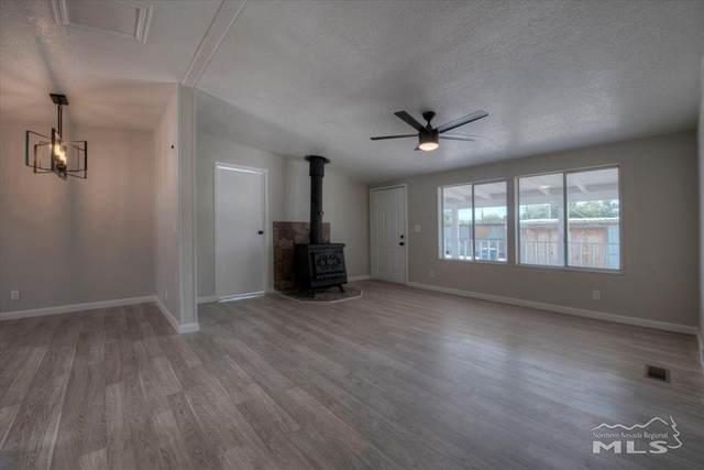 355 Vine, Fernley, NV 89408 (MLS #210007886) :: Theresa Nelson Real Estate