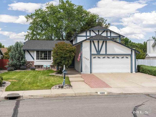 1282 Junction Drive, Sparks, NV 89434 (MLS #210007890) :: Theresa Nelson Real Estate