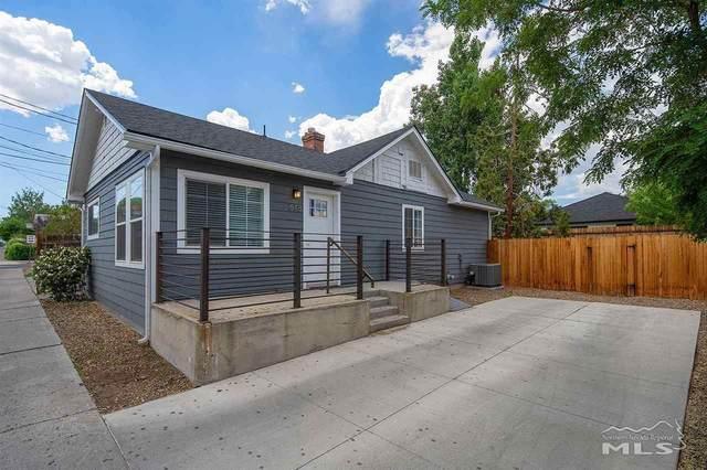 618 Thoma St, Reno, NV 89502 (MLS #210007894) :: Chase International Real Estate