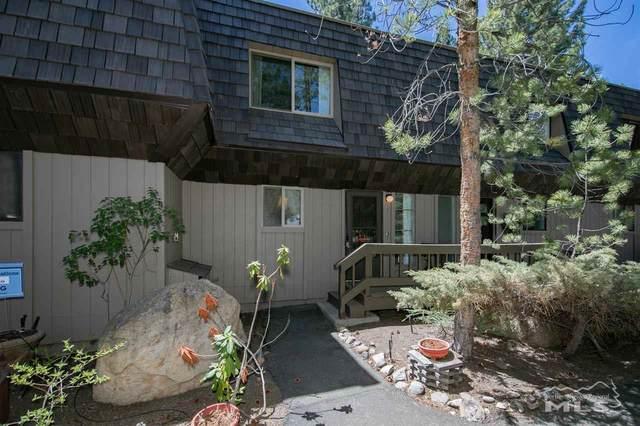 861 Southwood Blvd #5, Incline Village, NV 89451 (MLS #210007896) :: Chase International Real Estate