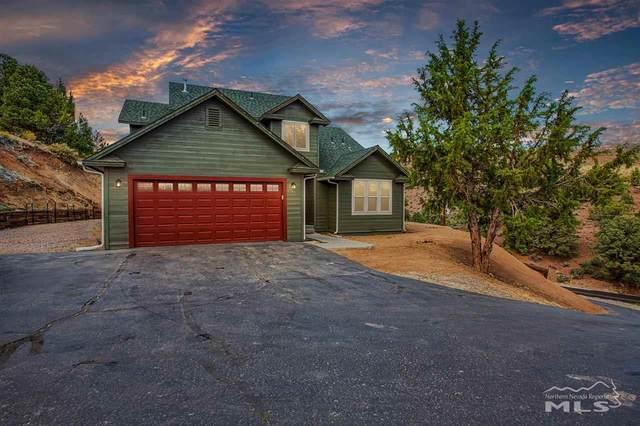 2571 Cartwright Rd, Reno, NV 89521 (MLS #210007902) :: Craig Team Realty