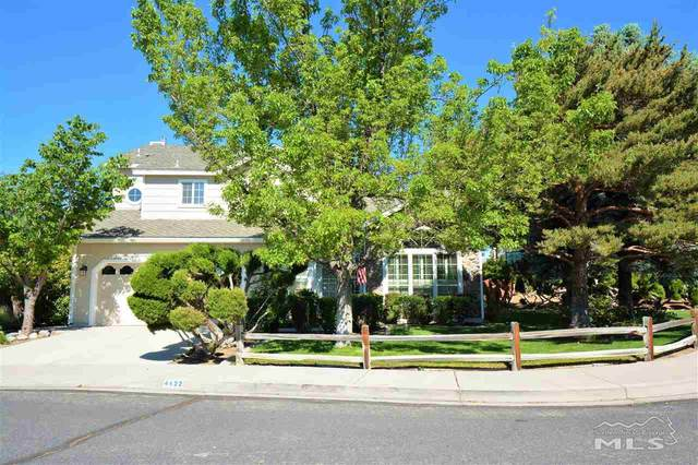 4622 Canyon Ridge Lane, Reno, NV 89523 (MLS #210007908) :: Theresa Nelson Real Estate