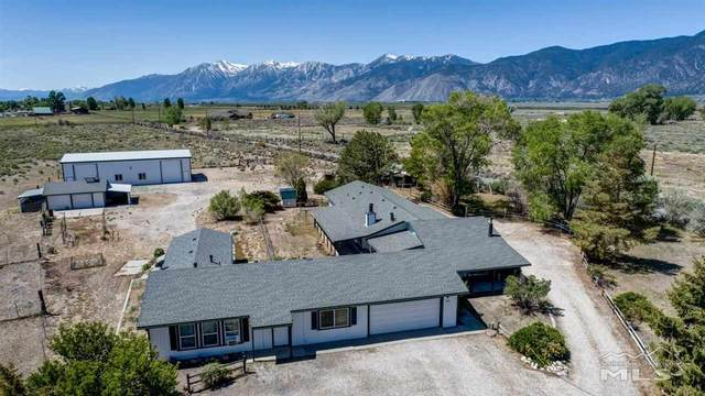 971 Stephanie Way, Minden, NV 89423 (MLS #210007909) :: Chase International Real Estate