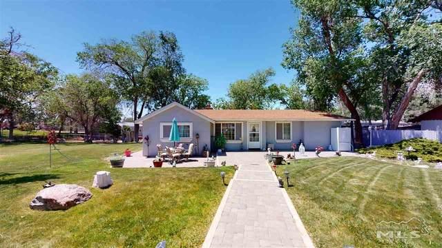 4100 Sycamore Dr., Winnemucca, NV 89445 (MLS #210007910) :: Chase International Real Estate