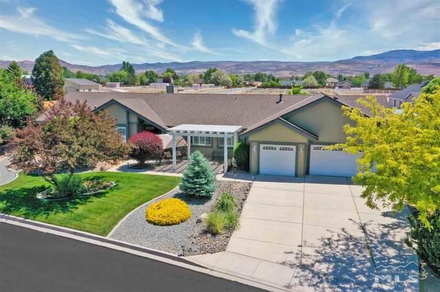 20 Alexis Court, Sparks, NV 89441 (MLS #210007911) :: Chase International Real Estate