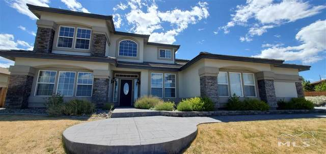 3065 Wingfield Hills Rd., Sparks, NV 89436 (MLS #210007915) :: The Mike Wood Team