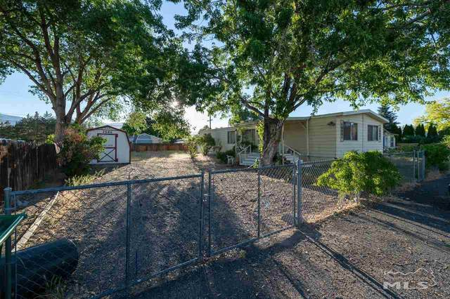 2596 Viking Way, Carson City, NV 89706 (MLS #210007921) :: Chase International Real Estate