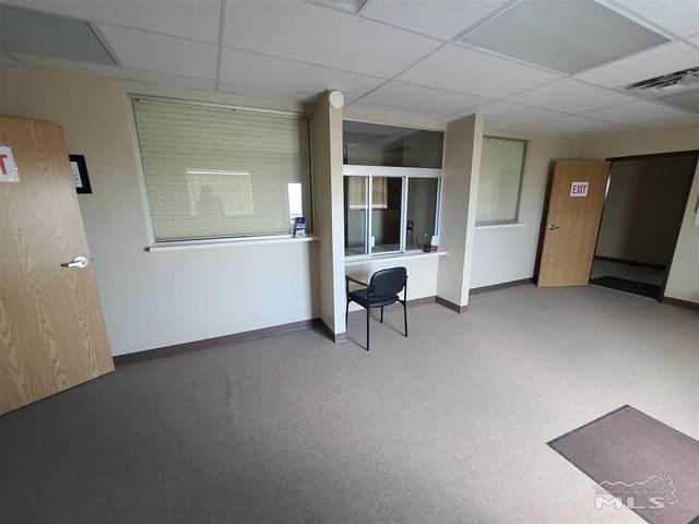 99 Toiyabe Road, Kingston, NV 89310 (MLS #210007926) :: Theresa Nelson Real Estate
