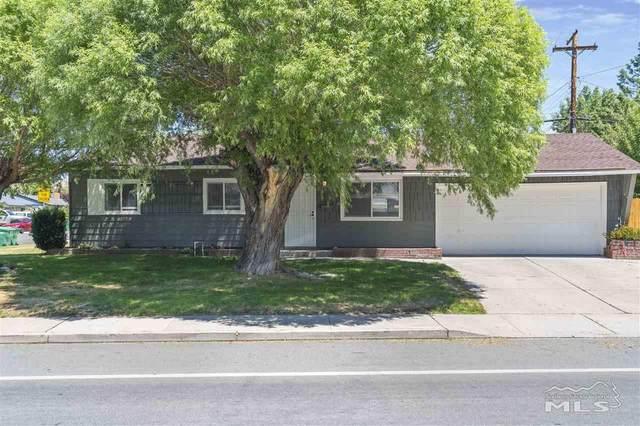 660 York, Sparks, NV 89431 (MLS #210007936) :: Chase International Real Estate