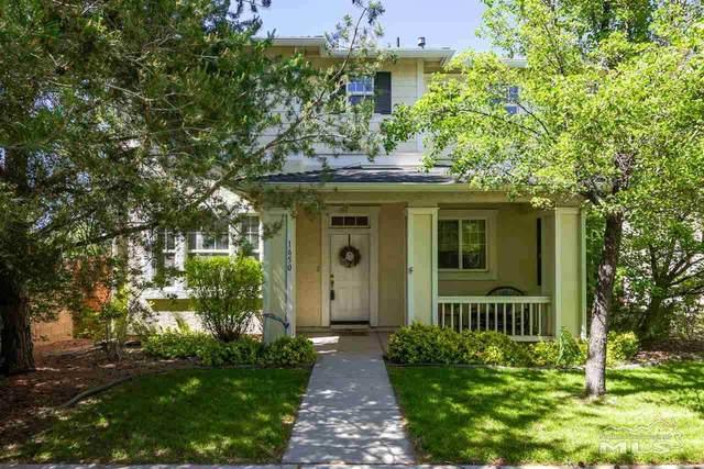 1650 W Minden Village Loop, Minden, NV 89423 (MLS #210007949) :: Chase International Real Estate