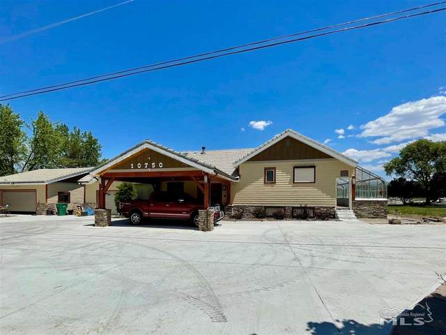 10750 Thomas Creek Road, Reno, NV 89511 (MLS #210007951) :: Chase International Real Estate