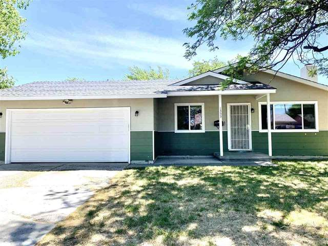 1353 Jerry Ln., Carson City, NV 89703 (MLS #210007955) :: Theresa Nelson Real Estate