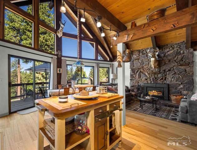 1133 Hwy 50, Glenbrook, NV 89413 (MLS #210007956) :: Chase International Real Estate