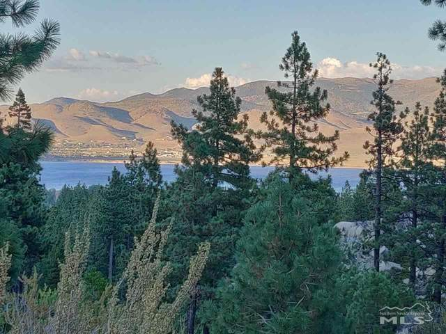 7155 Pine Canyon Rd, Washoe Valley, NV 89704 (MLS #210007965) :: Theresa Nelson Real Estate