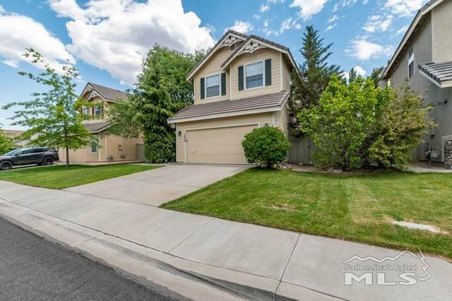 1640 Legacy Village, Reno, NV 89521 (MLS #210007968) :: Chase International Real Estate