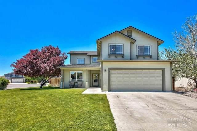 1317 Windsor Drive, Gardnerville, NV 89410 (MLS #210007970) :: Chase International Real Estate