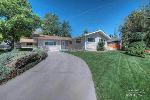 1106 Elm, Carson City, NV 89703 (MLS #210007971) :: Chase International Real Estate