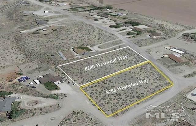 6286 Westwind Way, Fallon, NV 89406 (MLS #210007979) :: Chase International Real Estate