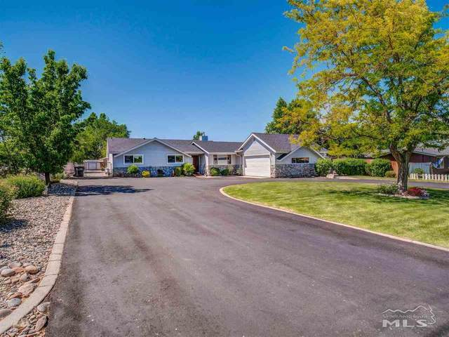 1359 Marlette Cir Plus Guest Hous, Gardnerville, NV 89460 (MLS #210007980) :: Colley Goode Group- eXp Realty