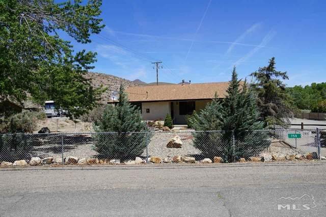 700/750 Pike Street, Dayton, NV 89403 (MLS #210007996) :: Chase International Real Estate