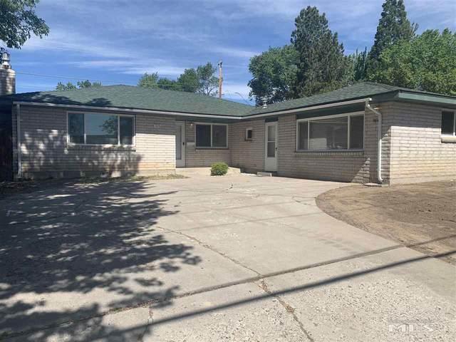 1816 Mountain, Carson City, NV 89703 (MLS #210007997) :: Chase International Real Estate