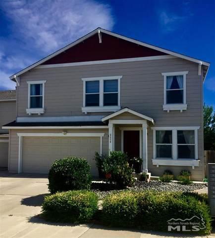 9414 Canyon Meadows, Reno, NV 89506 (MLS #210007998) :: NVGemme Real Estate