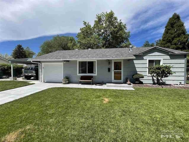 1029 Shriver, Sparks, NV 89431 (MLS #210008008) :: Chase International Real Estate