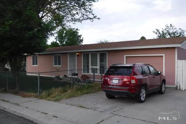 407 Argenta Ave, Winnemucca, NV 89445 (MLS #210008010) :: Chase International Real Estate
