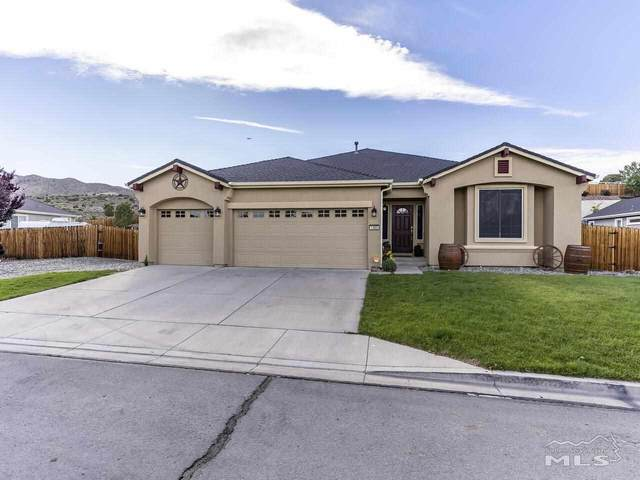 1265 Fuggles Drive, Sparks, NV 89441 (MLS #210008021) :: Theresa Nelson Real Estate