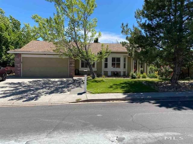1613 Ambassador Dr., Reno, NV 89523 (MLS #210008022) :: Theresa Nelson Real Estate