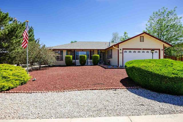2661 Pasture, Minden, NV 89423 (MLS #210008025) :: Chase International Real Estate