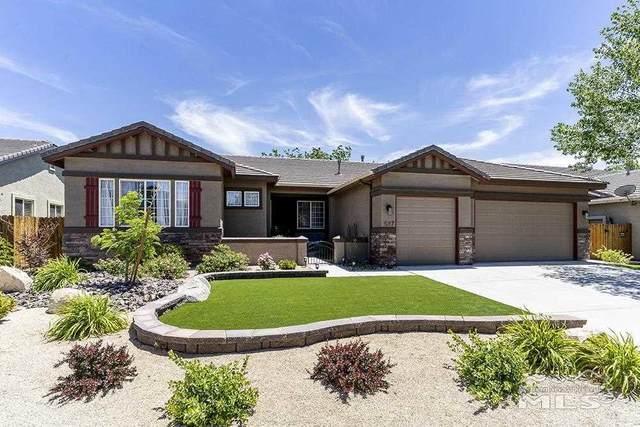 527 Cypress Point Drive, Dayton, NV 89403 (MLS #210008028) :: Chase International Real Estate