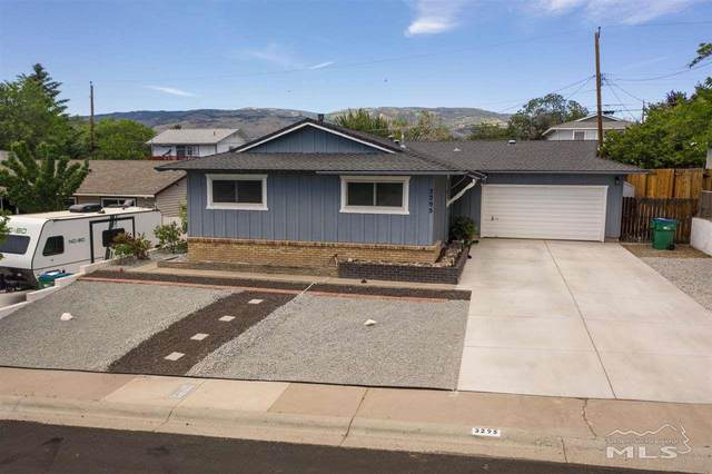 3295 Sandra Dr, Reno, NV 89503 (MLS #210008042) :: Chase International Real Estate