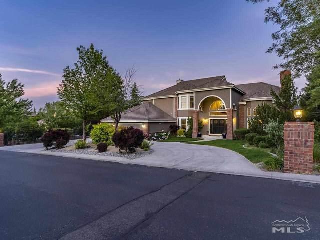 1768 Three Mile, Reno, NV 89509 (MLS #210008046) :: Chase International Real Estate