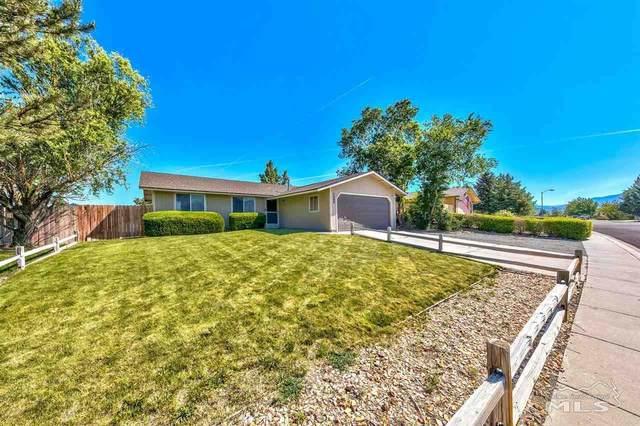 1408 Mary Jo, Gardnerville, NV 89460 (MLS #210008050) :: Chase International Real Estate