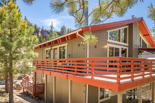 702 Tina Ct A, Stateline, NV 89449 (MLS #210008056) :: Chase International Real Estate
