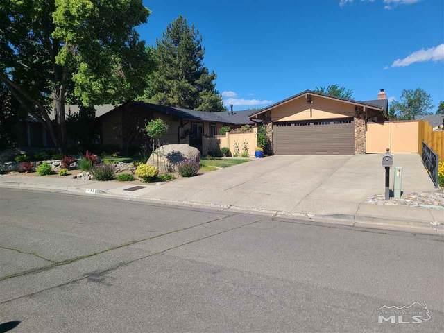 1465 Shewmaker Ct., Reno, NV 89509 (MLS #210008057) :: Theresa Nelson Real Estate