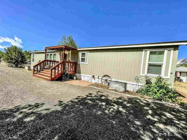 3475 Churchill, Washoe Valley, NV 89704 (MLS #210008058) :: Theresa Nelson Real Estate