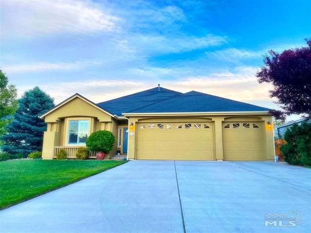 1352 Dortmunder Drive, Sparks, NV 89441 (MLS #210008061) :: Theresa Nelson Real Estate