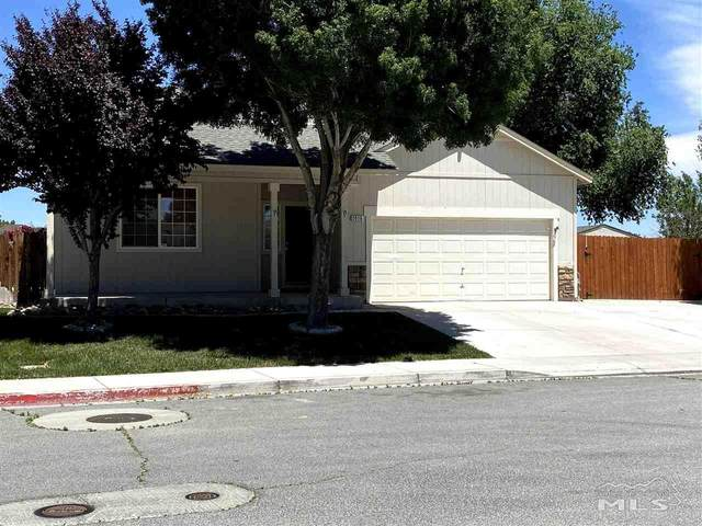 2016 Rawles Drive, Fernley, NV 89408 (MLS #210008068) :: Colley Goode Group- eXp Realty