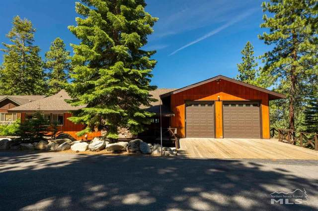 220 Terrace View Drive, Stateline, NV 89449 (MLS #210008072) :: Chase International Real Estate