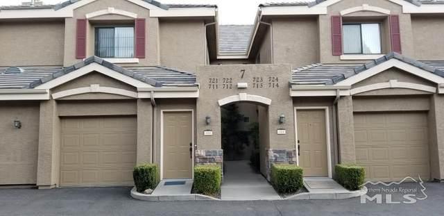 900 South Meadows Pkwy #722 #722, Reno, NV 89521 (MLS #210008074) :: Chase International Real Estate