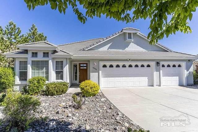 6045 Quail Meadows Ct., Reno, NV 89519 (MLS #210008075) :: NVGemme Real Estate